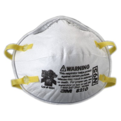 3M 8210 Disposable Respirator